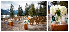 *Real Wedding*Rocky Mountain Wedding*Banff/Canmore Wedding*Photographer*winter wedding*Romantic Wedding*The Juniper Hotel Banff*Outdoor ceremony*www.kimpayantphotography.com