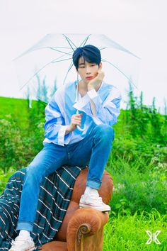 Photoshoot behind --Han Seungwoo
