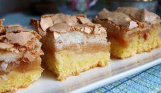 Jablečný koláč pod kokosovou peřinkou | NejRecept.cz Apple Recipes, Sweet Recipes, Cake Recipes, Dessert Recipes, Healthy Cake, Pound Cake, Graham Crackers, Vanilla Cake, Nutella