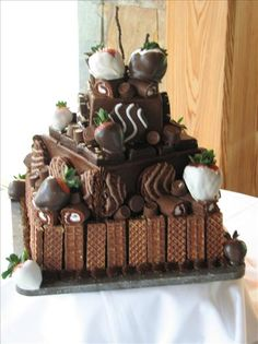 chocolate Little Debbie cake ... To die for!!