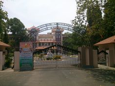 Cochin University of Science and Technology (CUSAT) in Kochi, Kerala