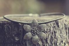 LOVE this Boho pendant necklace