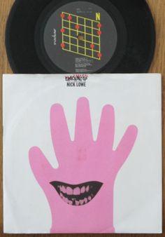 "Nick Lowe Cracking Up 7"" 1979 UK New Wave Power Pop LP EP 12 | eBay"