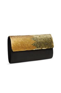 Shimmer Black Clutch Rs. 1500/- http://www.juvalia.in/collection/cocktail-closet/the-bag-brigade/shimmer-black-clutch.html