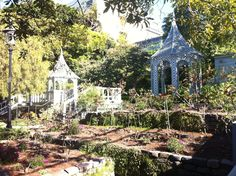 16 Secret Gardens, Parks and Green Spaces in San Francisco - Foliage Finder - Curbed SF