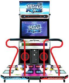 Pump It Up Prime 2015 CX Dance Arcade Machine