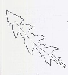 листья одуванчика шаблон - Поиск в Google