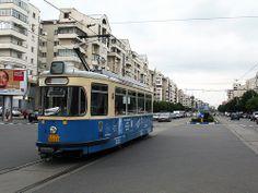 Craiova Universität Krzg Tw 662 - M 2662 - 05 Transportation, Public, Street View, Urban, Beautiful