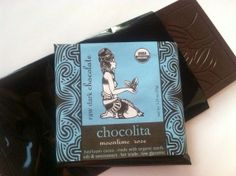 Raw Organic Chocolate Moontime Rose lowglycemic by ChocolitaLLC, $4.86