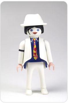 Playmobil Michael Jackson...