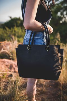 The Naomi in Black. _ www.swish-swank.com Leather Briefcase, Leather Backpack, Leather Bag, Stitching Leather, Hand Stitching, Leather Craft, Luxury Lifestyle, Travel Bags, Leather Handbags