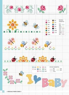 Thrilling Designing Your Own Cross Stitch Embroidery Patterns Ideas. Exhilarating Designing Your Own Cross Stitch Embroidery Patterns Ideas. Baby Cross Stitch Patterns, Cat Cross Stitches, Cross Stitch Borders, Cross Stitch Flowers, Cross Stitch Designs, Cross Stitching, Cross Stitch Embroidery, Embroidery Patterns, Loom Patterns