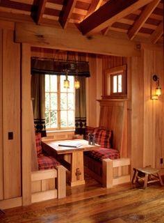 Manka's Inverness Lodge... woodsy heaven