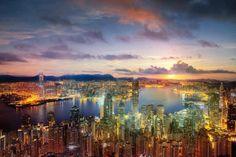 Hong Kong tops list of global city destinations