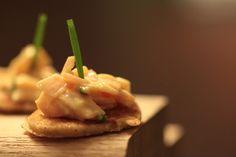 asinochileggeancora: Blinis di saraceno al prosciutto di tacchino