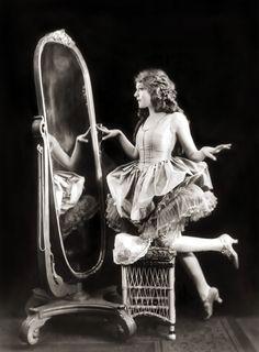 Mary Pickford, silent film star