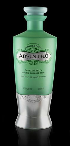 Bottle Packaging Design (Absinthe Case Study by Product Ventures)