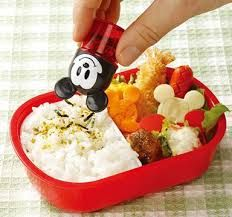 Ensalada Mickey mouse