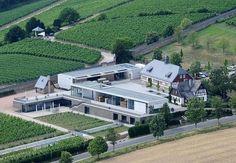 Staatsweingut Kloster Eberbach #wine #architecture #germany #Rheingau