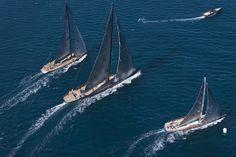 La 15ème édition des voiles de Saint-Tropez du 29 septembre au 6 octobre 2013