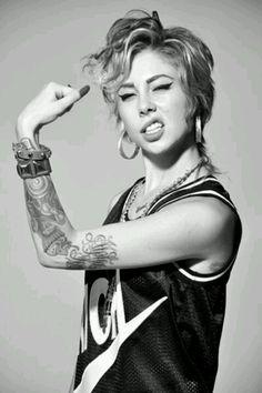 Mmm tattooed women <3