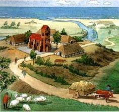 middeleeuwse boerderij friesland - Google zoeken
