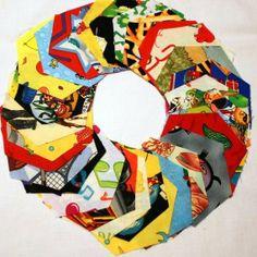 Pre Cut I Spy Quilt Hexagon Packet Cotton by cozylittlecorner, $7.99