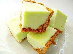 Key Lime Pie Fudge Recipe