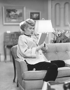 I Love Lucy Show, Do Love, Love Her, Lucy And Ricky, Lucy Lucy, People Reading, Queens Of Comedy, Lucille Ball Desi Arnaz, Old Tv Shows