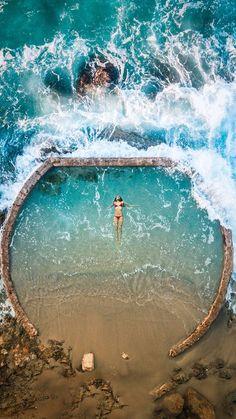 En la piscina natural de Laguna Beach, California, Estados Unidos (US), por Niaz Uddin ✶ Aerial Photography, Travel Photography, Nature Photography, Photography Ideas, Candid Photography, Photography Magazine, Night Photography, Digital Photography, Editorial Photography