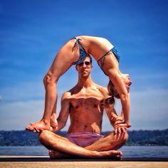 Partner yoga | Acro yoga