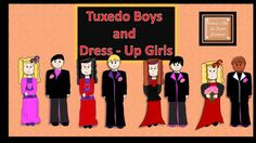 Boys and Girls Clipart  (see Preview)Great for demonstrating formal and informal.Thanks for Viewing!I appreciate you!Victoria's Not So Secret CreationsAll of my clipart can be used to add to or embellish your creations, (printouts, presentations, classwork, bulletin boards) for YOURSELF and YOUR STUDENTS/ YOUR CLASS.