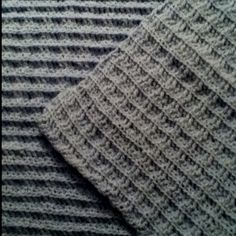 The baby blanket I made for Jamie.