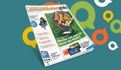 Questionmark levert informatie voor Test Consumentenbond