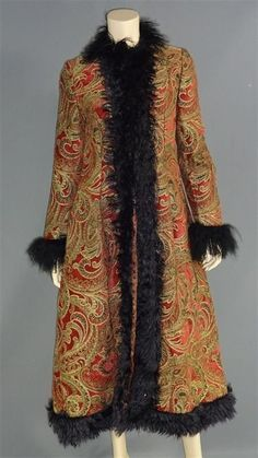 Image result for paisley coat from fargo