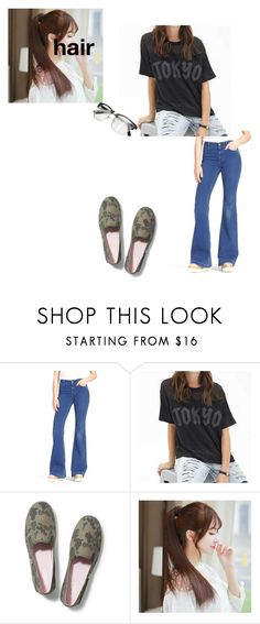 """""""this is me today."""" by giggly-taco ❤ liked on Polyvore featuring STELLA McCARTNEY, Richcoco, Keds and Pin Show"""