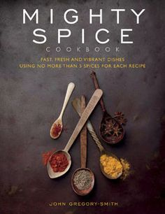 Mighty Spice Cookbook (Wish List)