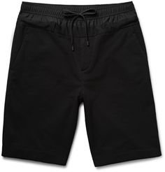 Panelled Fleece-Back Jersey Shorts | MR PORTER