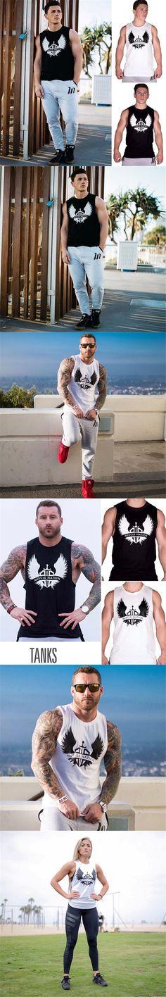 Men Fashion New Brand Clothing Bodybuilding Fitness Men Gyms Tank Top Golds Vest Stringer Sportswear Undershirt