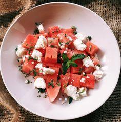 Salads & Vegetables — Vanilla Scented Kisses Rice Salad, Feta Salad, Caprese Salad, Herbed Potato Salad, Corn Bean Salsa, Fondant Potatoes, Fried Spinach, Easy Baked Potato, Potato Salad Dressing