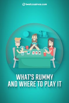 Are you looking for a reliable casino where you can play Rummy? Read our article and learn all you need to know about the best Rummy casinos in the world. Rummy Online, Classic Card Games, Gin Rummy, Top Online Casinos, Future Games, Most Popular Games, Most Played, Online Casino Games, Knock Knock