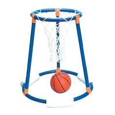 Swimline Tall-Boy Floating Basketball Game for Swimming Pools, Assorted Pool Basketball, Basketball Games For Kids, Basketball Tricks, Basketball Goals, Adidas Basketball Shoes, Basketball Leagues, Basketball Birthday, Gyms Near Me, Party