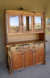 Andy Sanchez Hutch available at the Western Home & Design Center