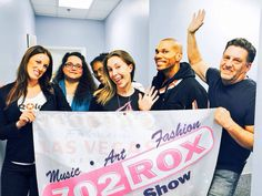 Jan 2nd 5-6pm 702 ROX Show with Zero Level Fitness, pole professional call in guests Steven Retchless, Sergia Louise Anderson, UFC trainer Bryce Brandon, Serenity Channel on Roku with Sue Hurd and Internal Energist Minette with co host Danny Vegas
