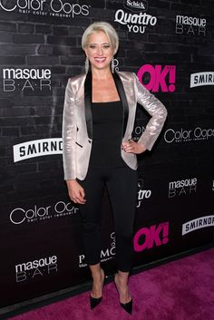 NEW YORK, NY - SEPTEMBER 13:  Dorinda Medley attends OK! Magazine's Fall Fashion Week 2017 Event at Hudson Hotel on September 13, 2017 in New York City.  (Photo by Mike Pont/Getty Images,) via @AOL_Lifestyle Read more: https://www.aol.com/article/entertainment/2017/11/28/this-bachelor-couple-says-the-shows-producers-dont-actually-care-about-love/23290884/?a_dgi=aolshare_pinterest#fullscreen