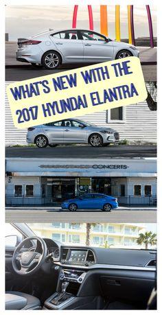 2017 Hyundai Elantra overview