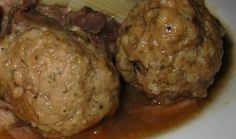 Ragoût de boulettes Jeanne Benoit Confort Food, Jeanne, Ground Beef, Benoit, Comme, Ethnic Recipes, Christmas Recipes, Sugar, Red