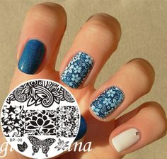 Born-Pretty-Series-Stamp-Stamping-Plates-Nail-Art-Mix-Images-Decoration-BP-01-55