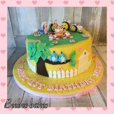 The hive cake