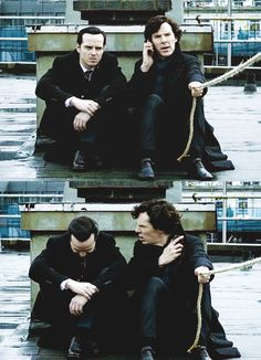 thank you Moffat and Gatiss for paying attention to the fan fiction! this was fantastic!